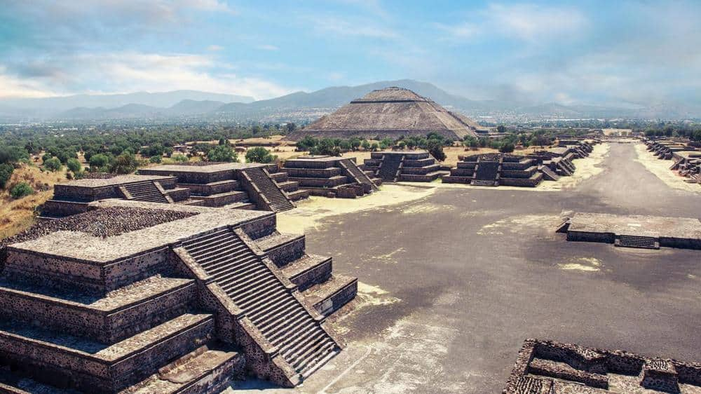 20 lost cities of the ancient world that were rediscovered for Espectaculo de luces teotihuacan 2018