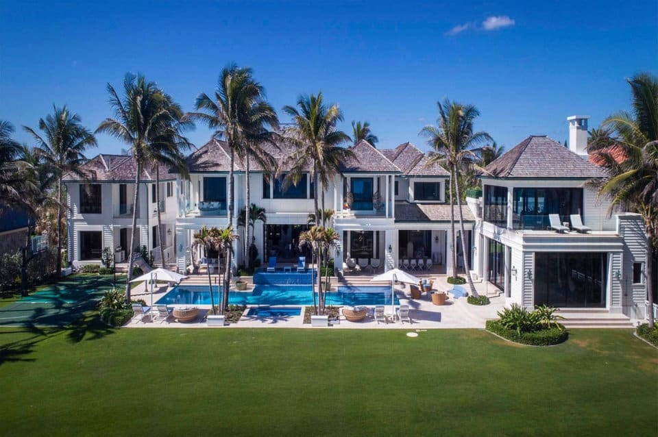 Tiger Woods Florida mansion