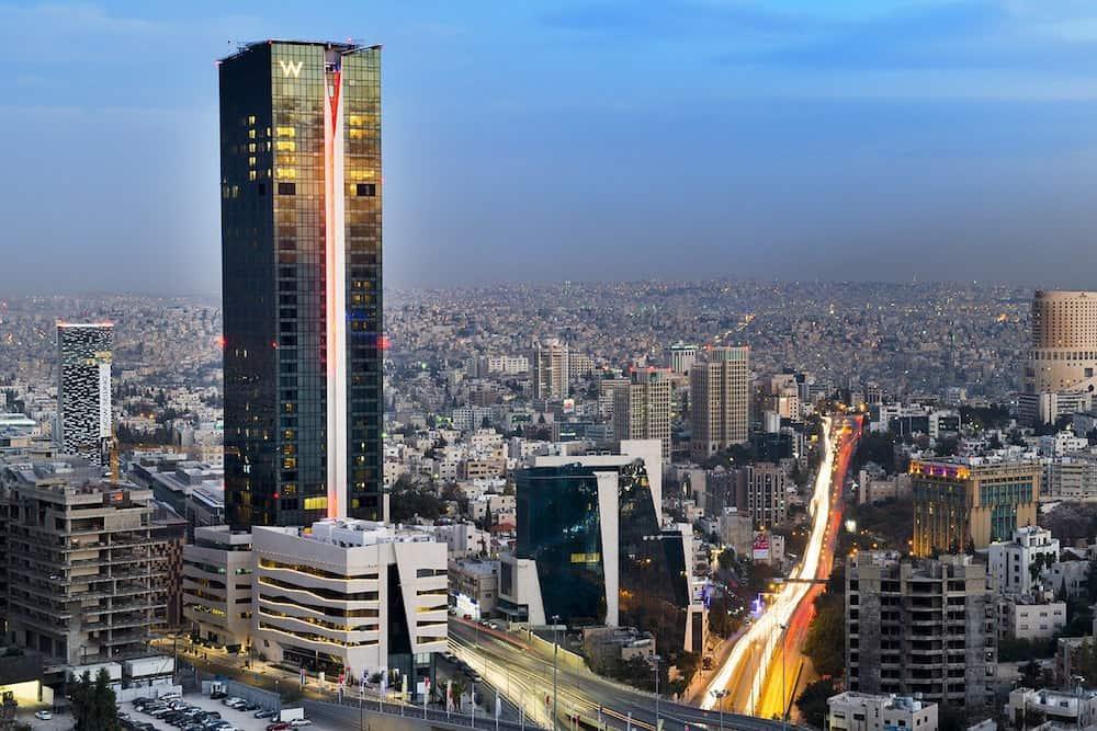 Star Hotels In Amman Jordan