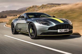 2019 Aston Martin DB11 AMR 1
