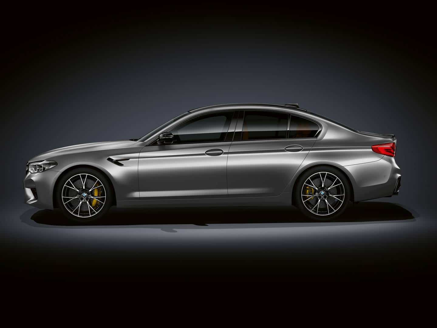 2019 BMW F90 M5 Competition 2