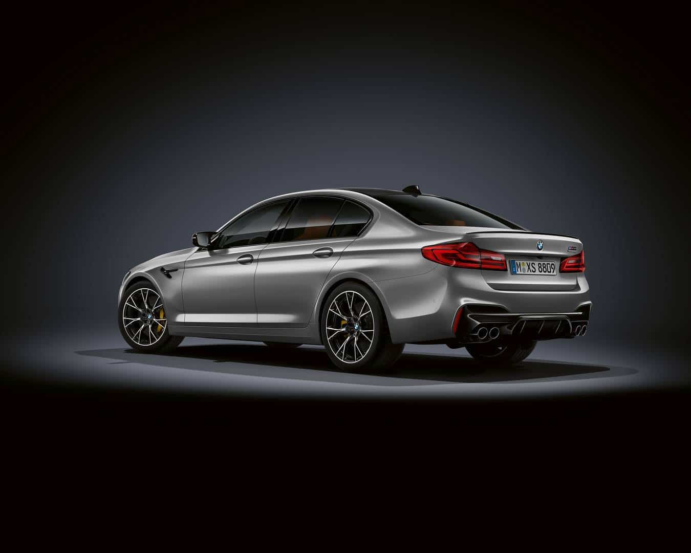 2019 BMW F90 M5 Competition 3