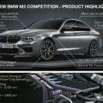 2019 BMW F90 M5 Competition 4