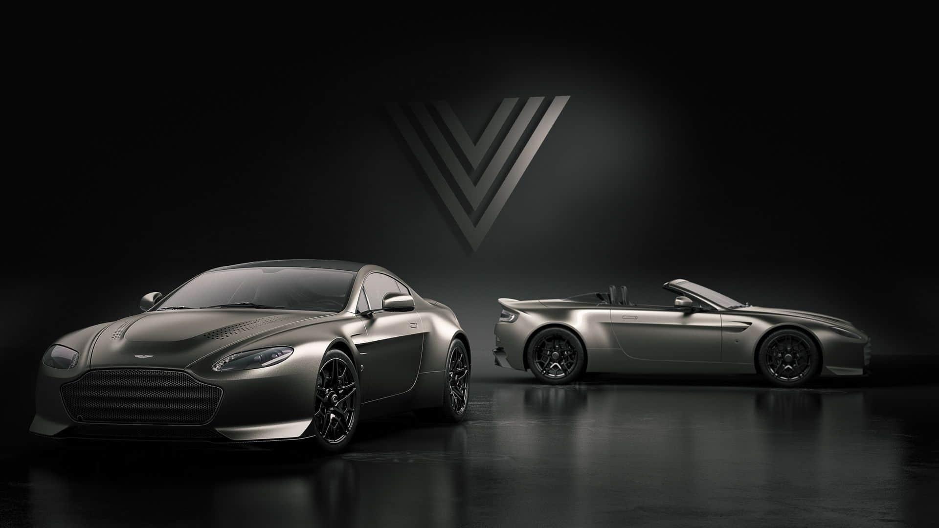 Aston Martin V12 Vantage V600