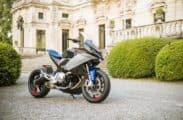 BMW motorrad concept 9cento 2