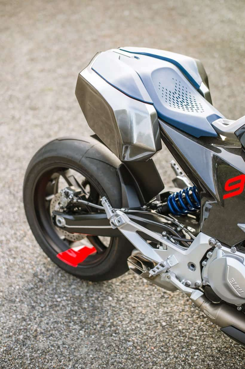 BMW motorrad concept 9cento 7