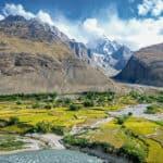Backcountry through Afghanistan