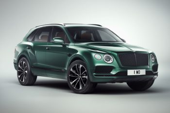 Bentley Bentayga By Mulliner 1