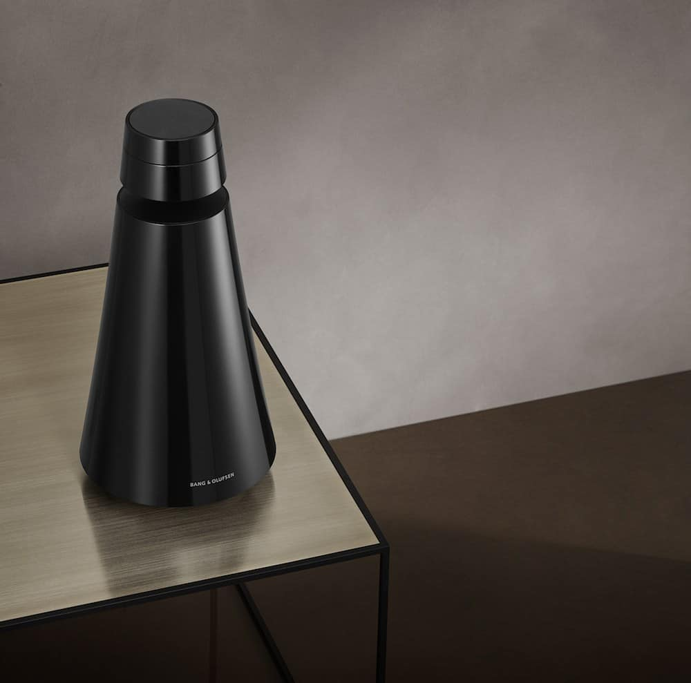 BeoSound 1 Piano Black Speaker