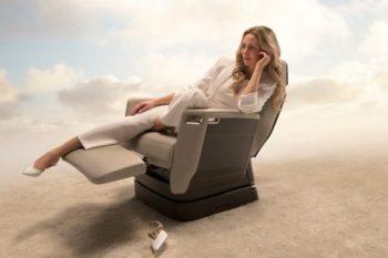 Bombardier Global 7000 Cloud Seat 1