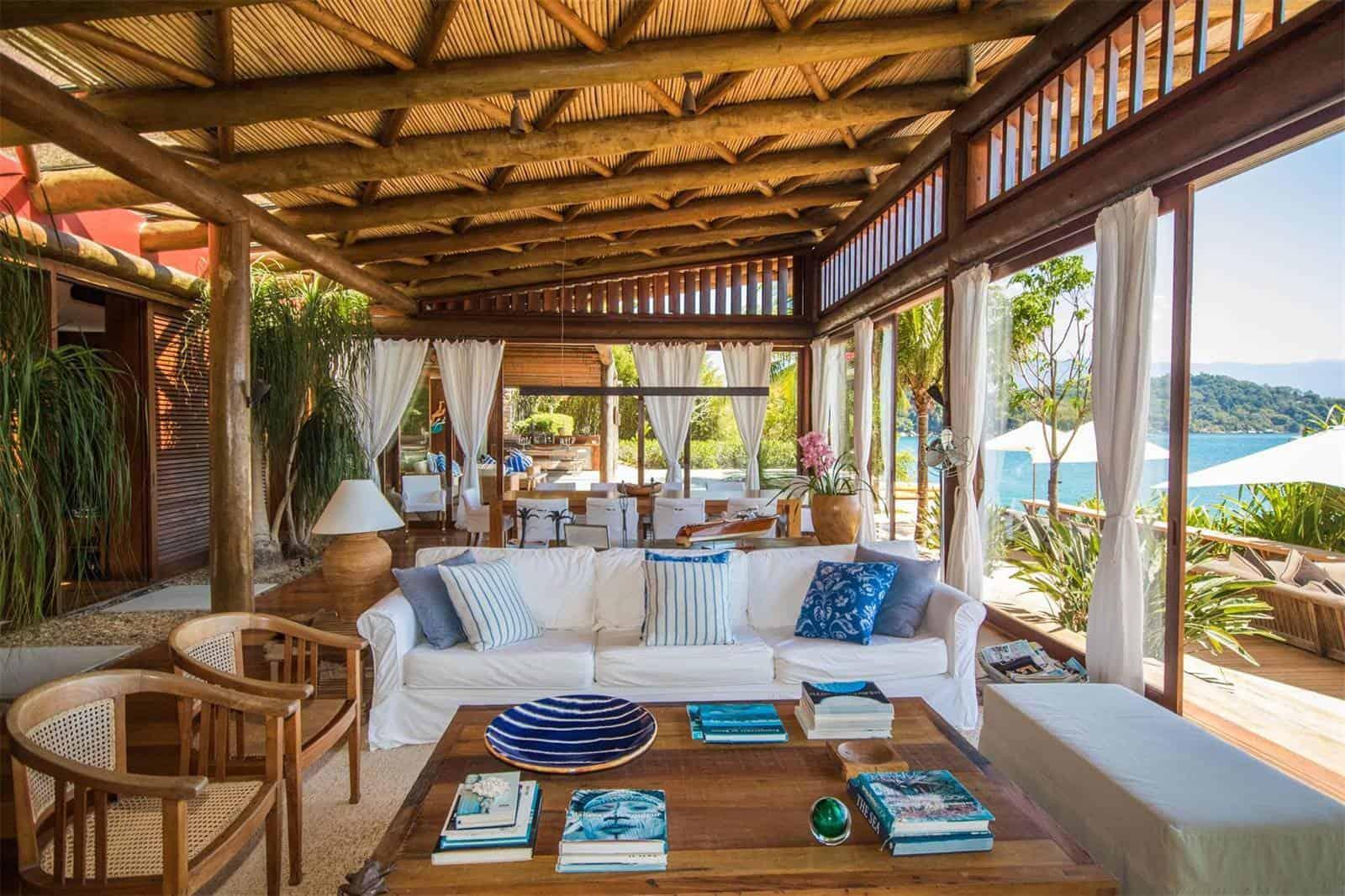 Brazilian Private Island