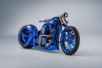 Bucherer Harley-Davidson Blue Edition 1