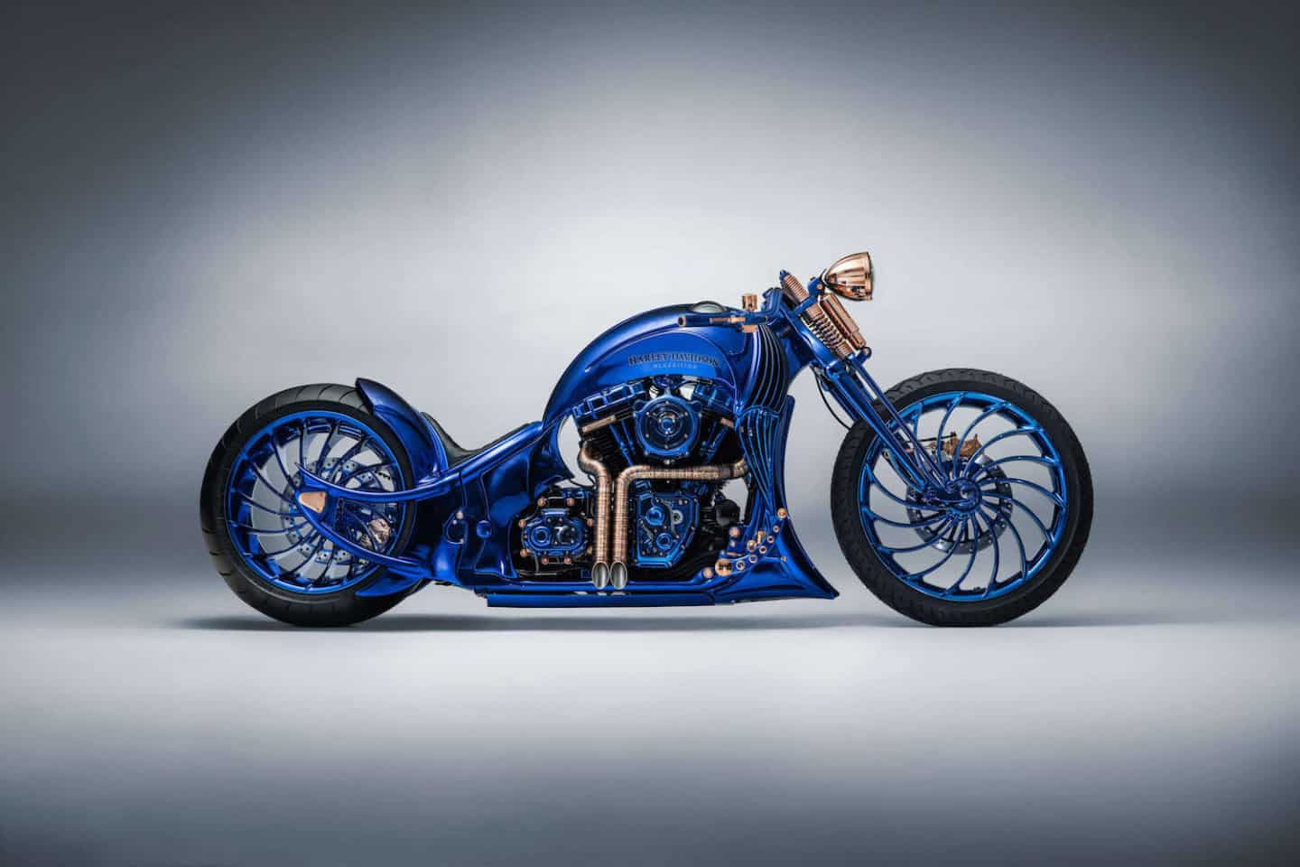 Bucherer Harley-Davidson Blue Edition