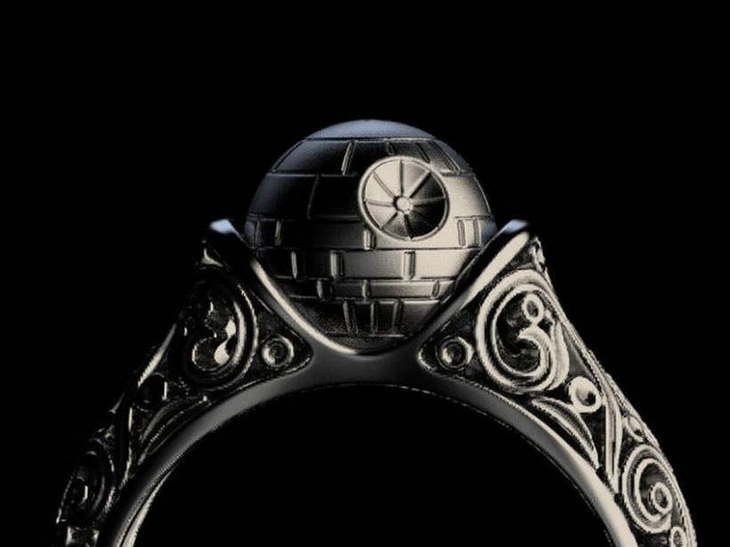 Death StarStar Wars Ring 3