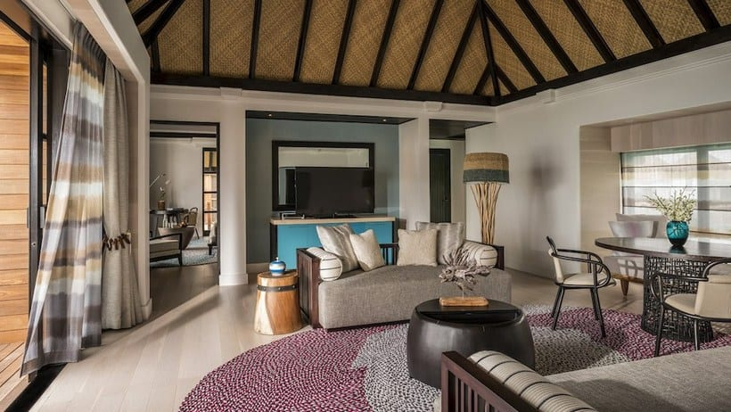 Four Seasons Resort Maldives at Kuda Huraa 8