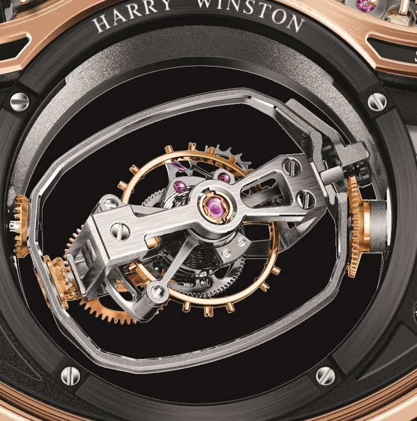 Harry Winston Histoire de Tourbillon 9