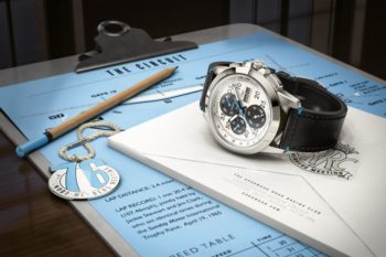 IWC Ingenieur Chrono Sport Edition 76th Members Meeting at Goodwood 1