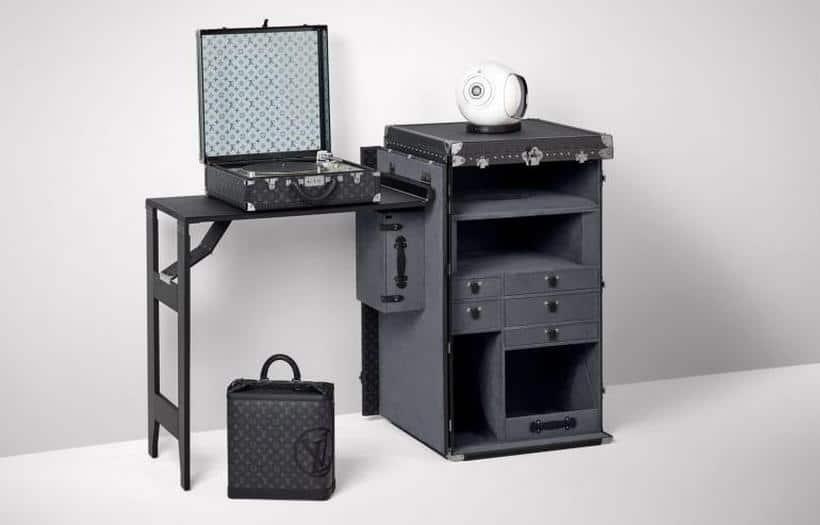 Louis Vuitton DJ Trunk