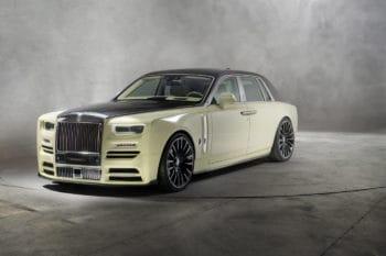 Mansory Rolls-Royce Phantom VIII 1