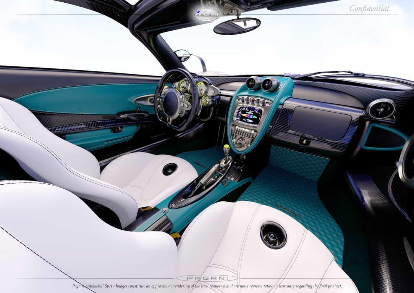 Pagani Huayra Coupe 100 4