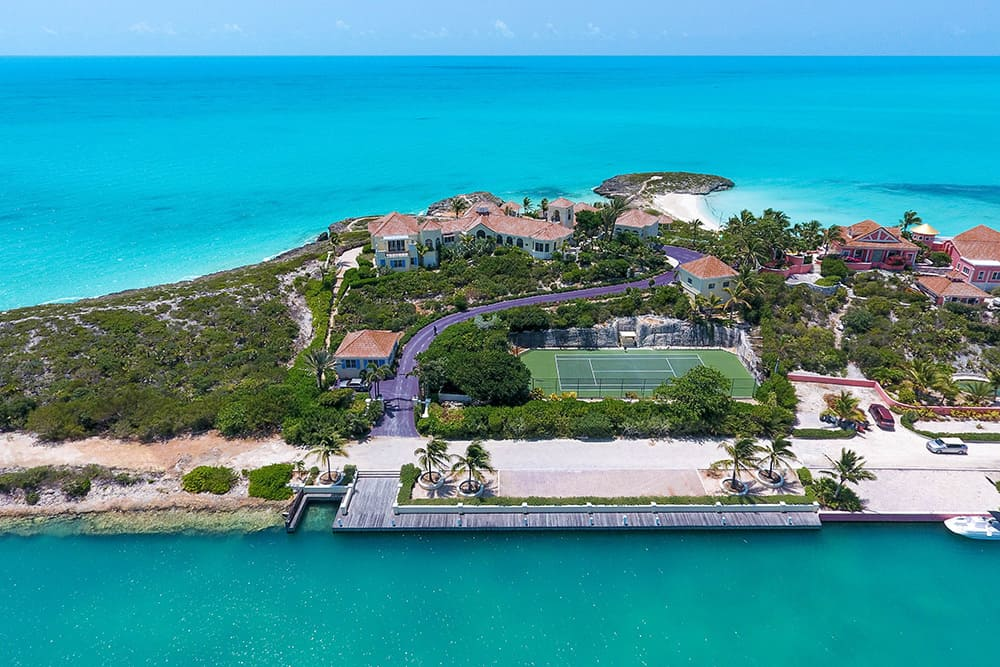 Prince's Turks and Caicos Estate