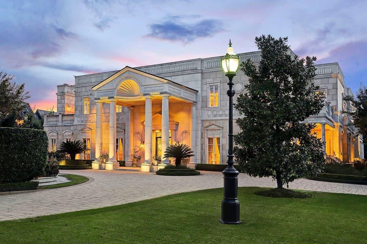 River Oaks Mansion