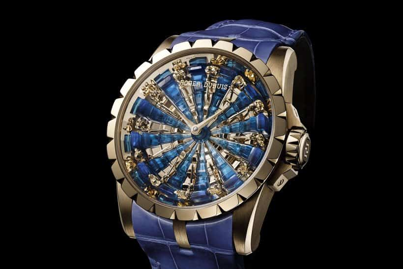 Royal Roger Dubuis Excalibur Knights of the Round Table III