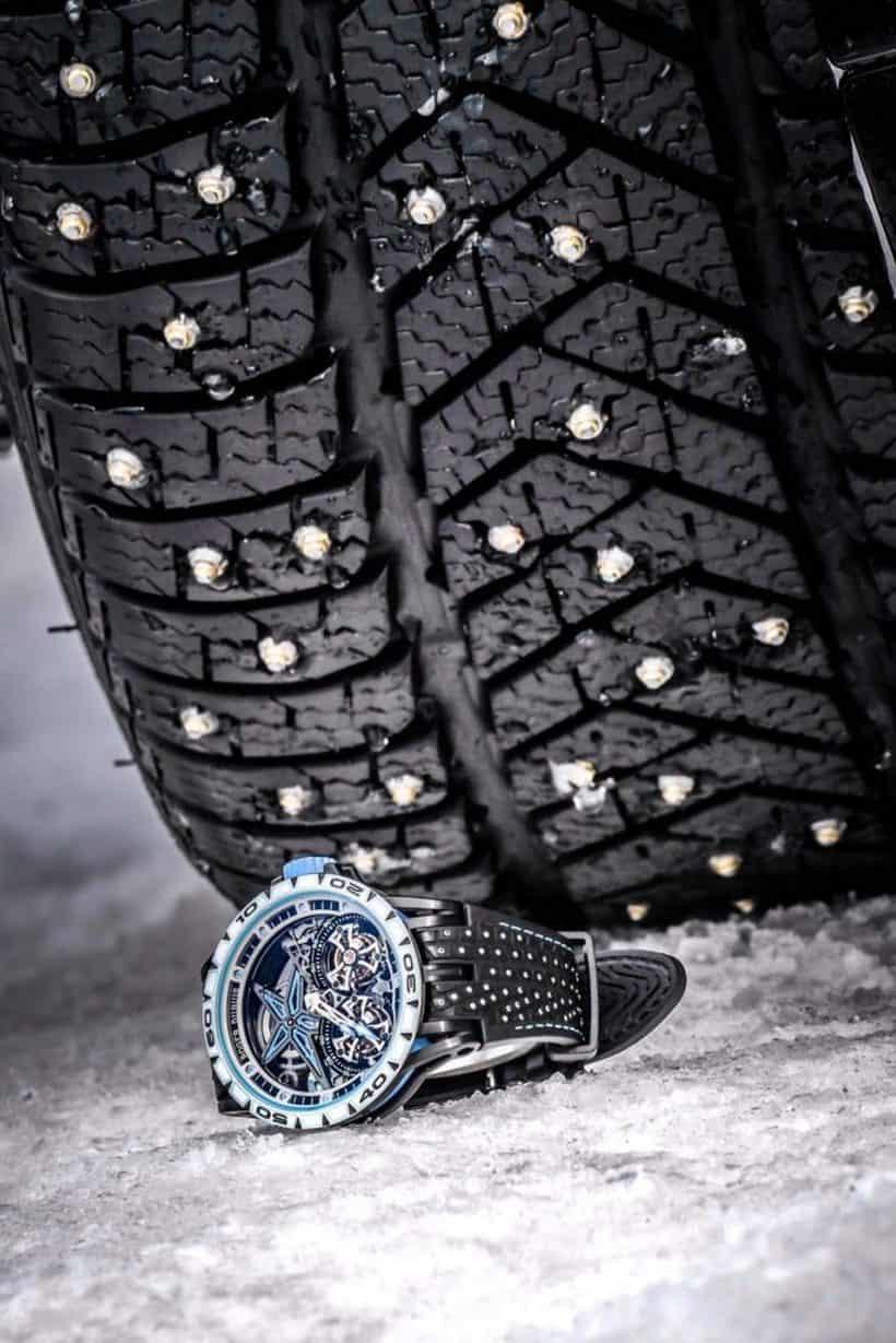 Roger Dubuis Excalibur Pirelli Sottozero