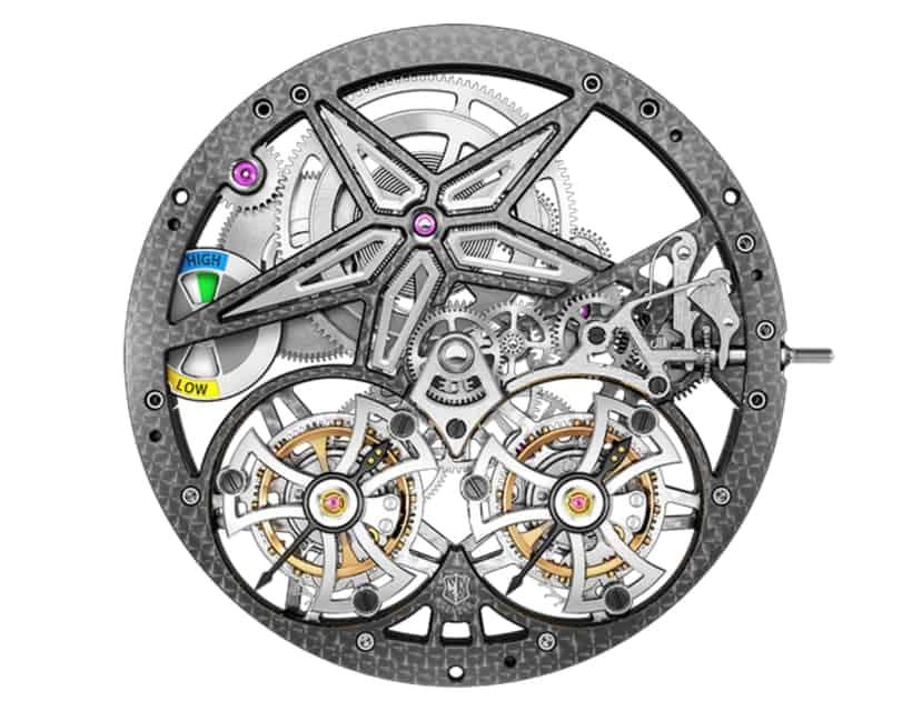 Roger Dubuis Excalibur Pirelli Sottozero 4