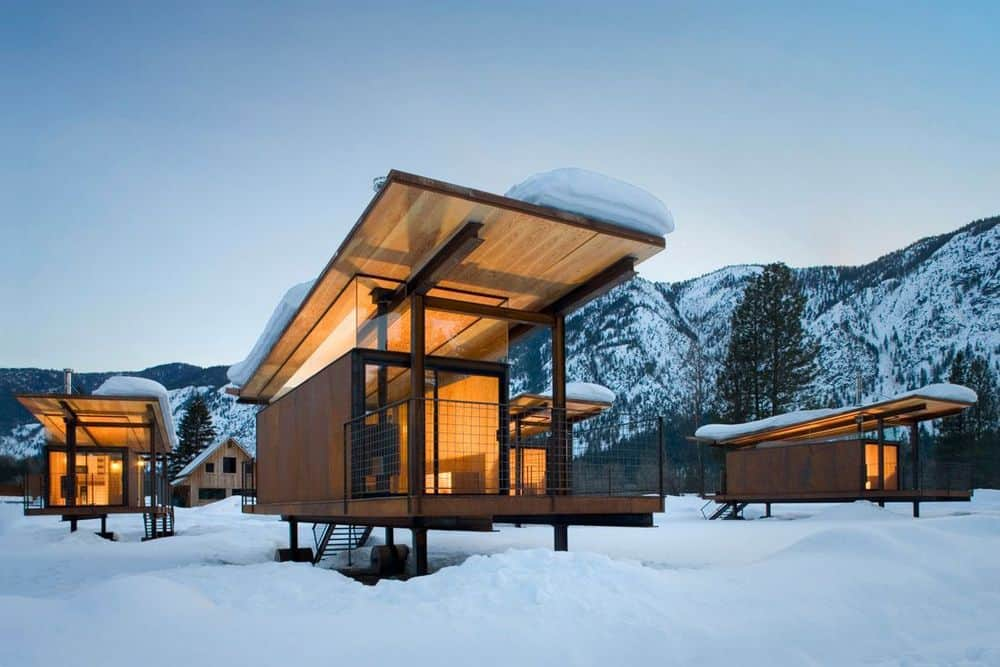 Rolling Huts Micro Hotels