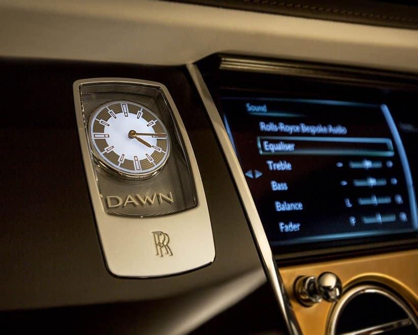 Rolls-Royce Dawn Inspired by Music 4