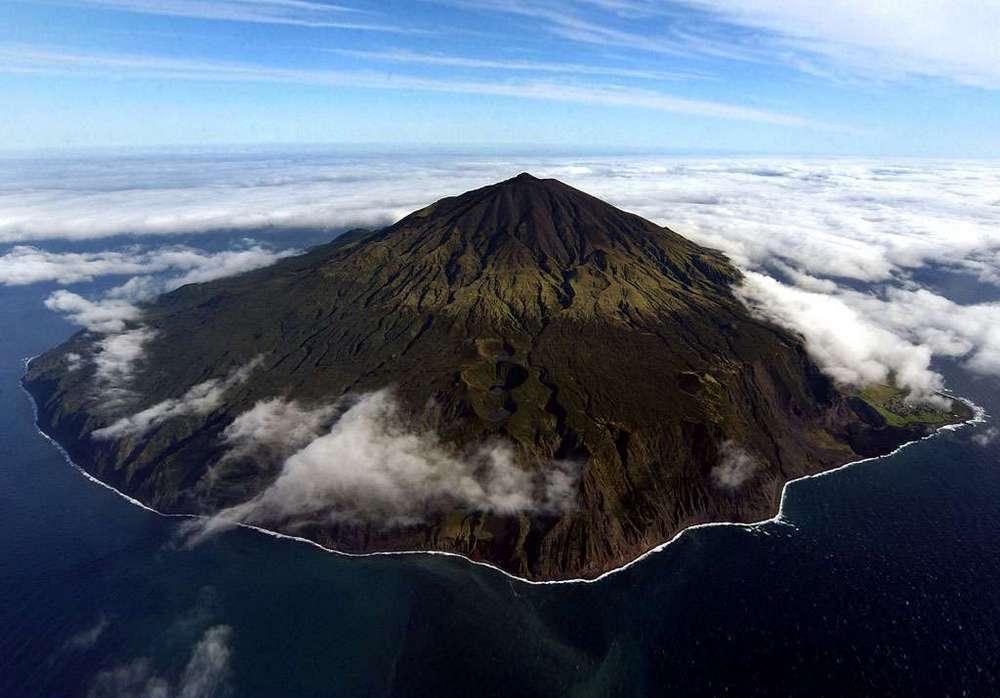 Reaching Tristan da Cunha Island
