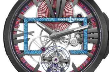 Ulysse Nardin Executive Skeleton Tourbillon Hyperspace 1