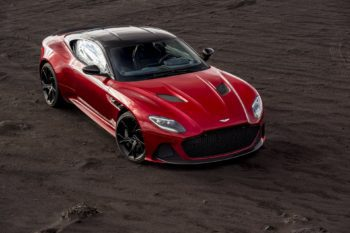 2019 Aston Martin DBS Superleggera 1