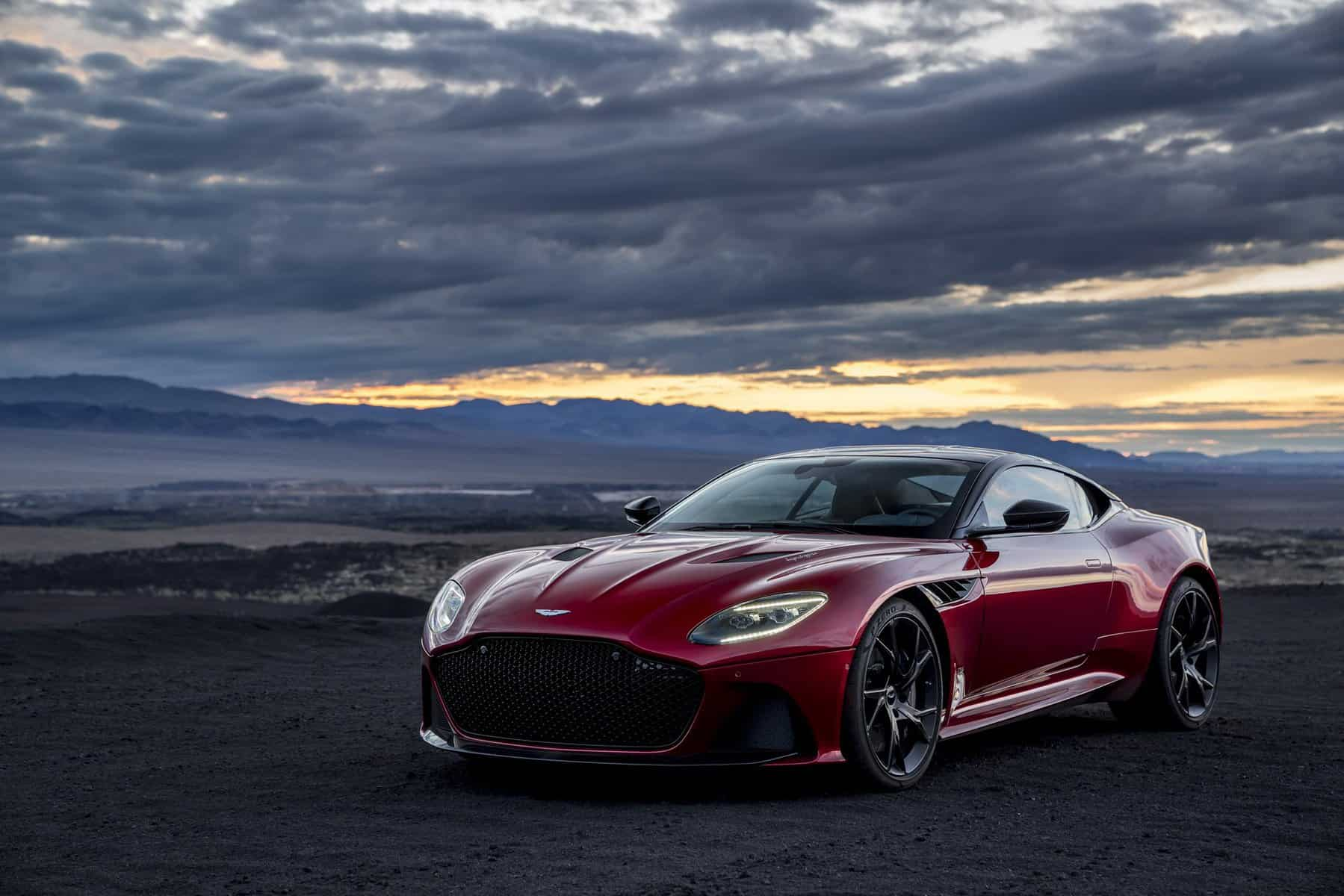 Killer Of Giants: The 2019 Aston Martin DBS Superleggera