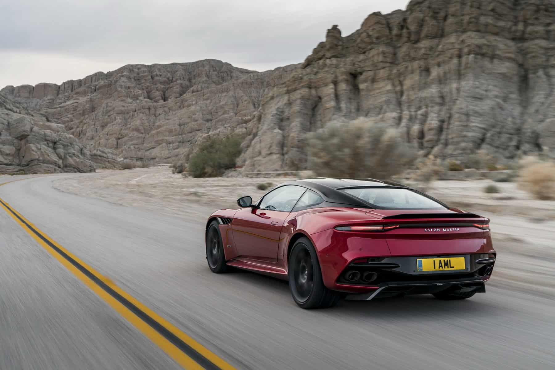 2019 Aston Martin DBS Superleggera 5
