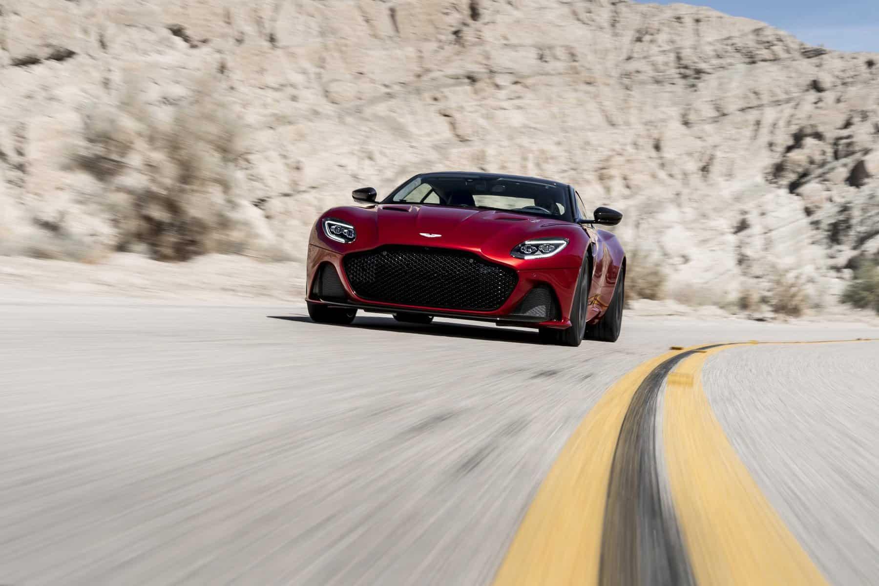 2019 Aston Martin DBS Superleggera 7