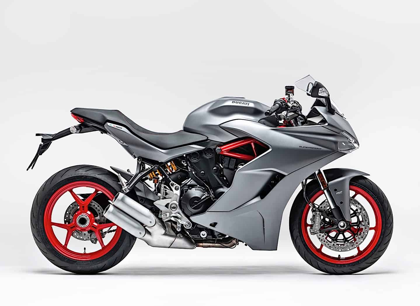 2019 Ducati SuperSport