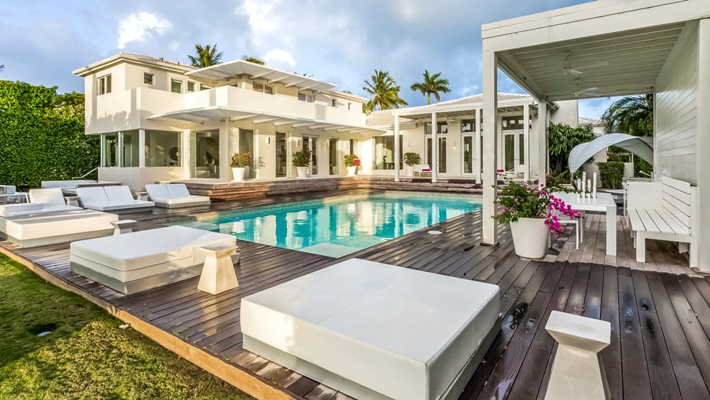 Shakira Miami Beach Home