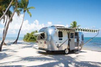 Airstream Tommy Bahama Special Edition Travel Trailer 6
