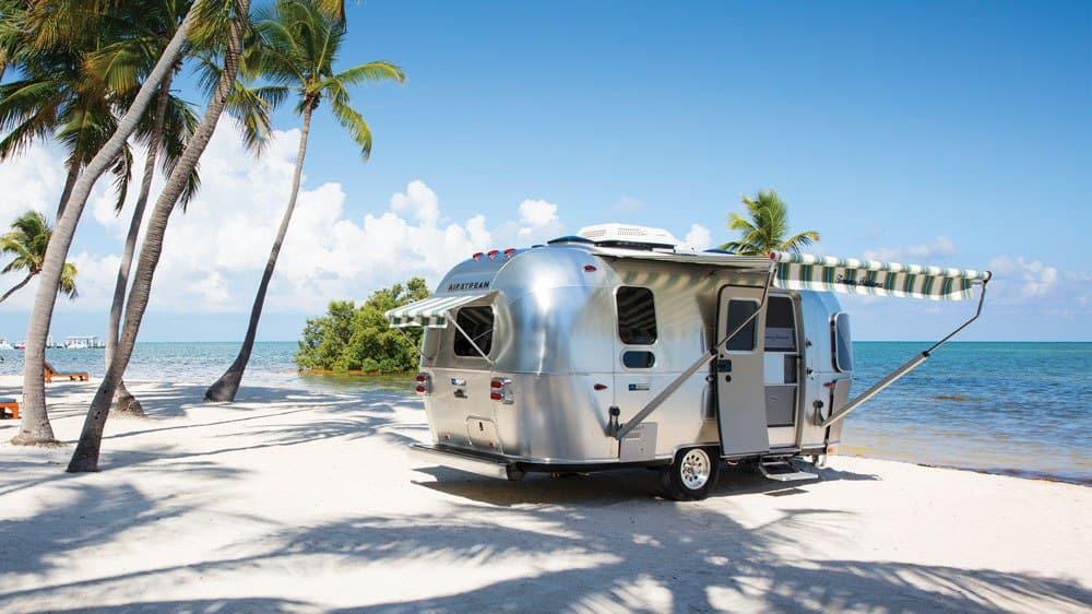 Aistream Tommy Bahama Special Edition Travel Trailer
