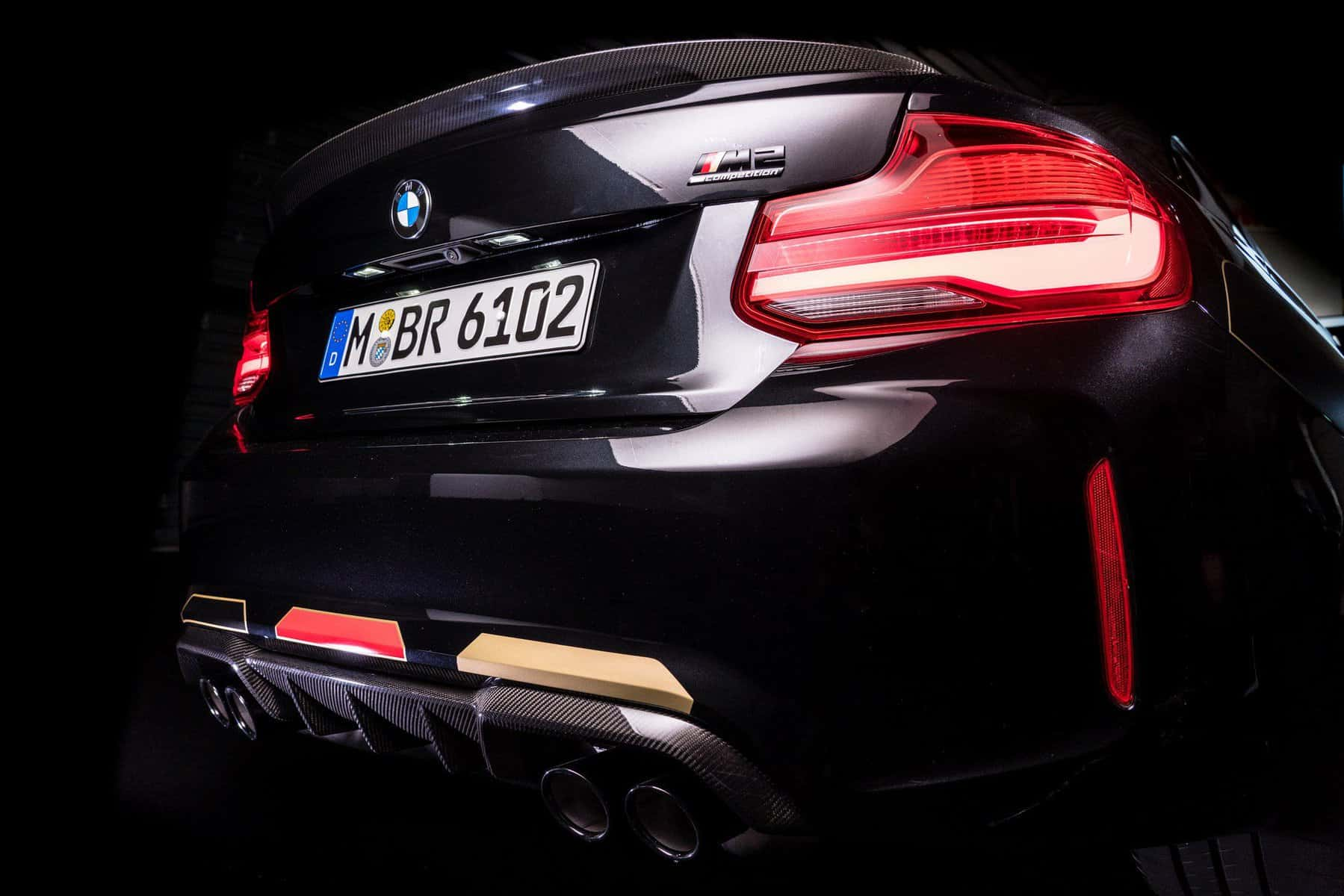 BMW M2 Competition Germany Edition 7