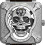 Bell & Ross BR01 Laughing Skull 4