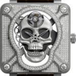 Bell & Ross BR01 Laughing Skull 5