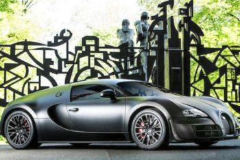 Bugatti Veyron Super Sport 1