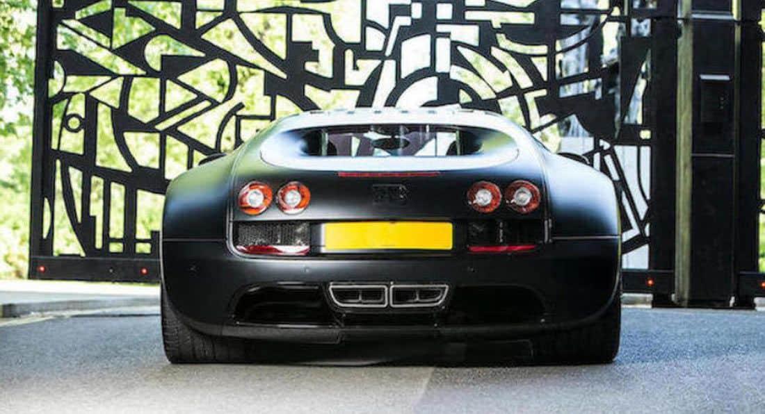 Bugatti Veyron Super Sport 3