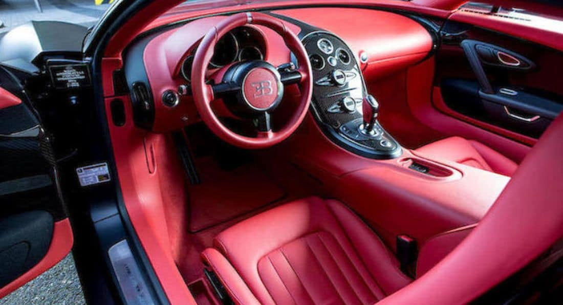 Bugatti Veyron Super Sport 6
