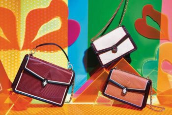 Bvlgari Fall Winter 2018 Leather Goods & Accessories Collection 1