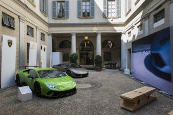 Collezione Automobili Lamborghini 1
