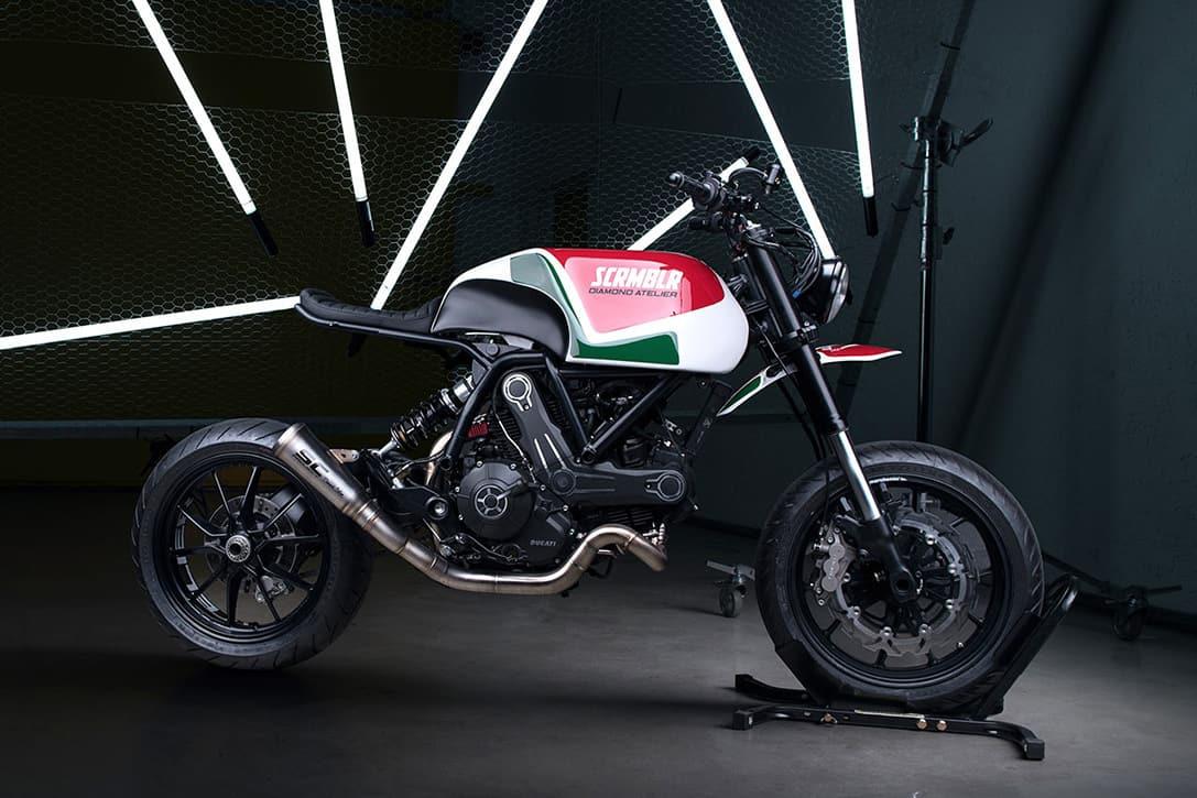 Ducati Scrambler DA#1